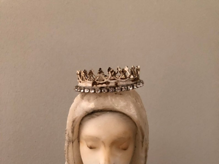 faded fragments crown etsy
